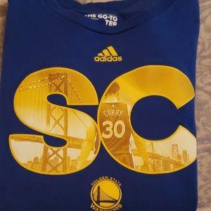 Adidas Steph Curry Tshirt